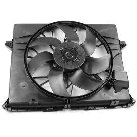 Вентилятор радиатора охлаждения Mercedes ML-klass W164 (2005-2011)