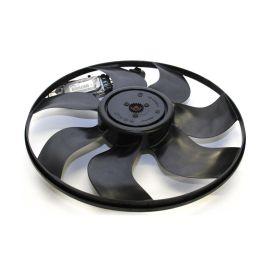 Вентилятор радиатора охлаждения лев. Audi A3 8P (2003-2013)