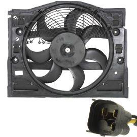 Вентилятор охлаждения радиатора кондиционера BMW 3 E46 (1998-2006)