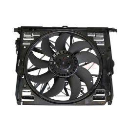 Вентилятор радиатора охлаждения (850W) BMW 7 F01 (2008-2015)