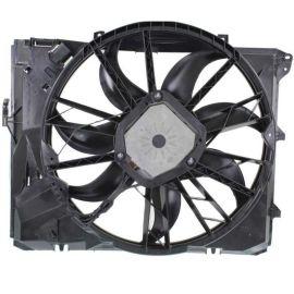 Вентилятор радиатора охлаждения (400W) BMW X3 E83 (2006-2010)