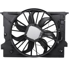Вентилятор радиатора охлаждения (без кондиционера) Nissan Almera G15 (2013-н.в.)