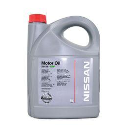 Масло моторное NISSAN 5W-30 (5 л.)