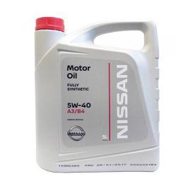 Масло моторное NISSAN 5W-40 (5 л.)
