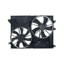 Вентилятор радиатора охлаждения Chevrolet Captiva (2006-2013)