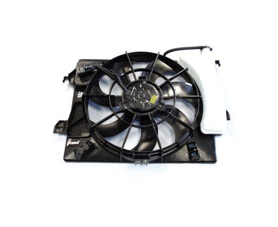 Вентилятор радиатора охлаждения KIA Cerato 2 (2009-2013)
