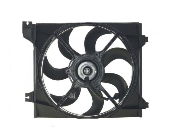 Вентилятор радиатора охлаждения KIA Rio 2 (2005-2011)